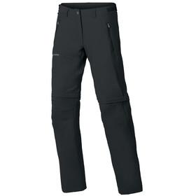 VAUDE Farley lange broek Dames zwart